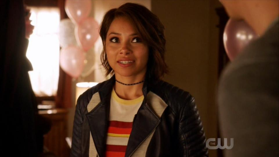 Jessica Parker Kennedy plays Nora West-Allen, Iris and Barry's daughter from the future, on 'The Flash'.