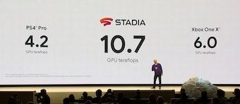 google stadia announcement
