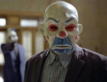 The Joker in 'The Dark Knight'