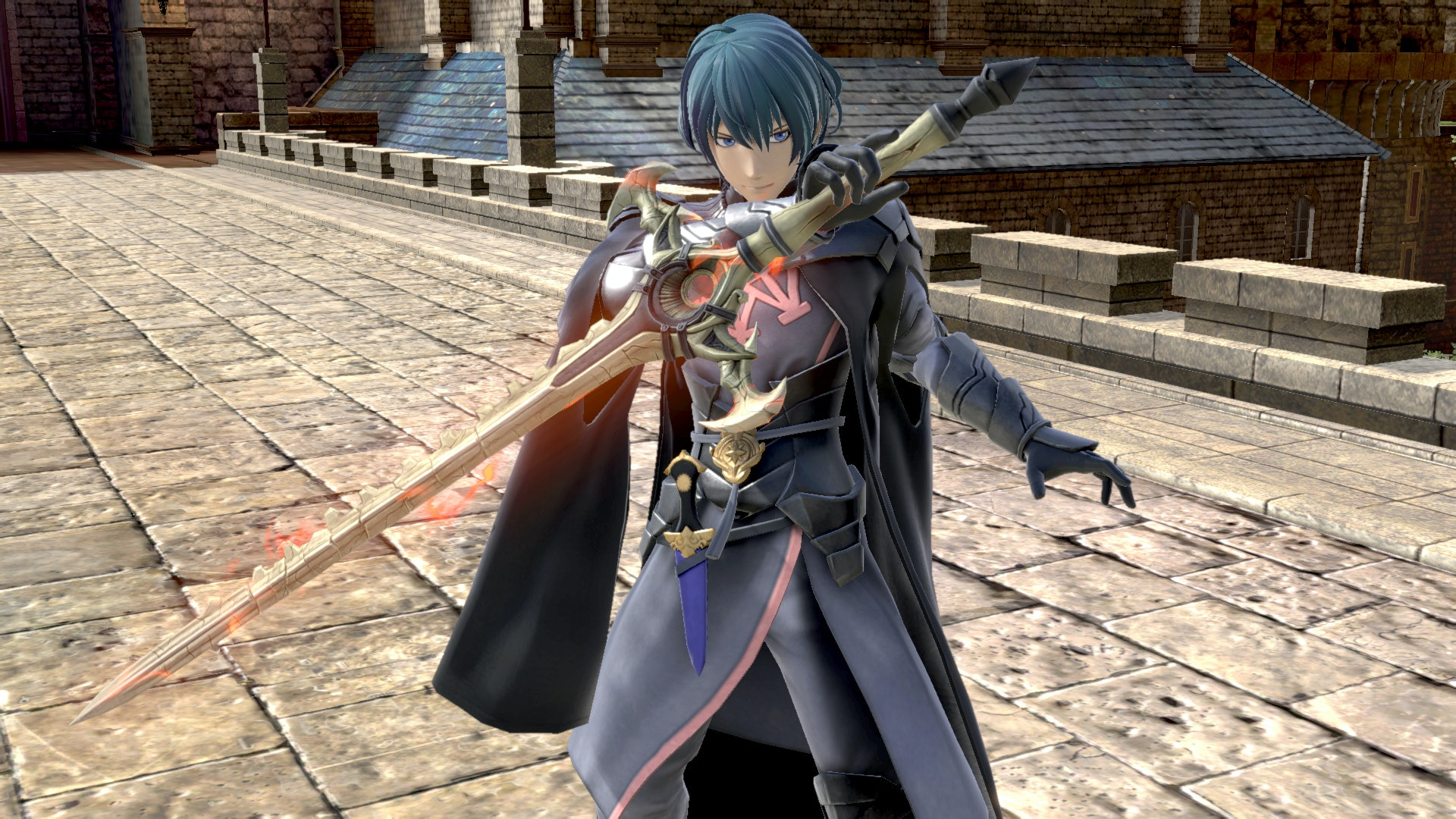 Fire Emblem Byleth Super Smash Bros Ultimate