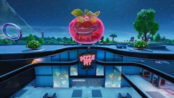 fortnite pizza pit megal mall