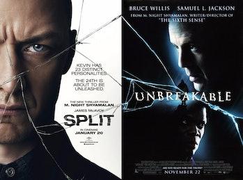 Unbreakable Split twist ending