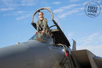 'Captain Marvel' Carol Danvers Air Force