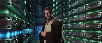 Ewan McGregor in Star Wars: Revenge of the Sith