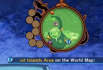 kakarot mini map