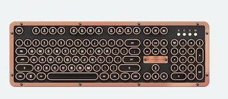 AZIO Retro Classic Bluetooth Keyboard