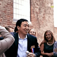 Andrew Yang: The Candidate With Surprising Staying Power