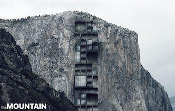 Mountain Skyscraper Yosemite
