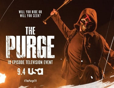 'The Purge' TV Show USA Network