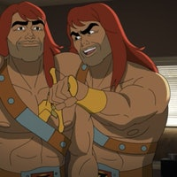 "Zorn's Worst Enemy on ""Son Of Zorn"" is Himself"
