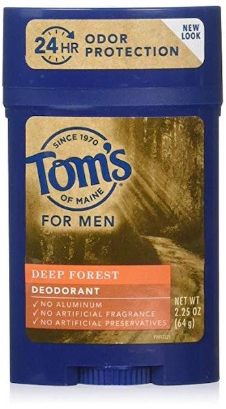 Tom's of Maine Men's Long Lasting Deodorant