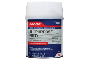 Bondo Putty