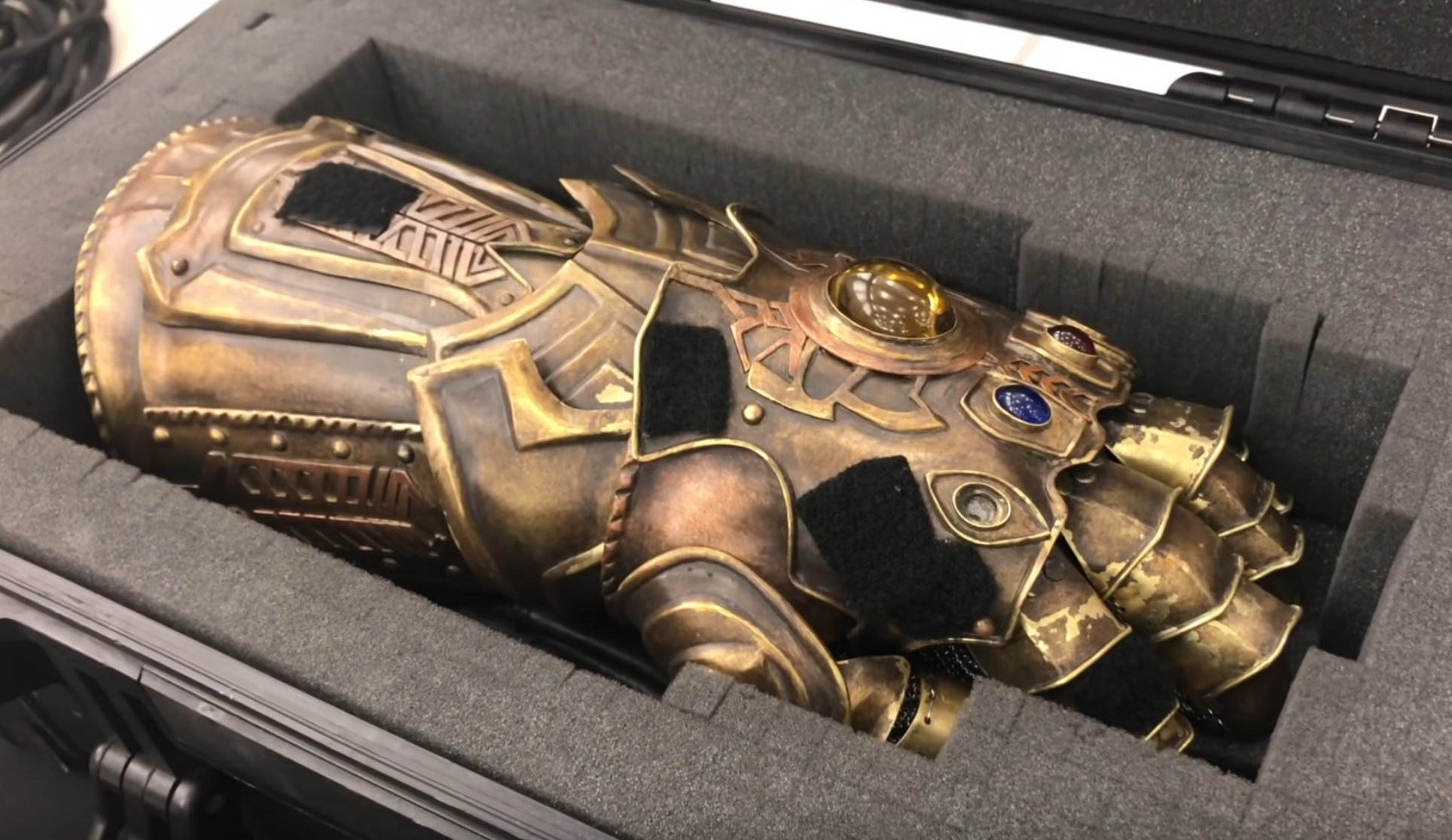 The Real Infinity Gauntlet