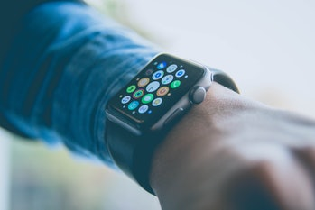 The Apple Watch may get a quieter upgrade.