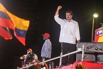 Nicolas Maduros