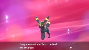 umbreon pokemon sword and shield