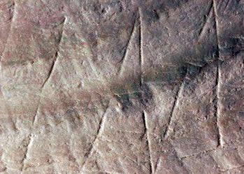 oldest engraving