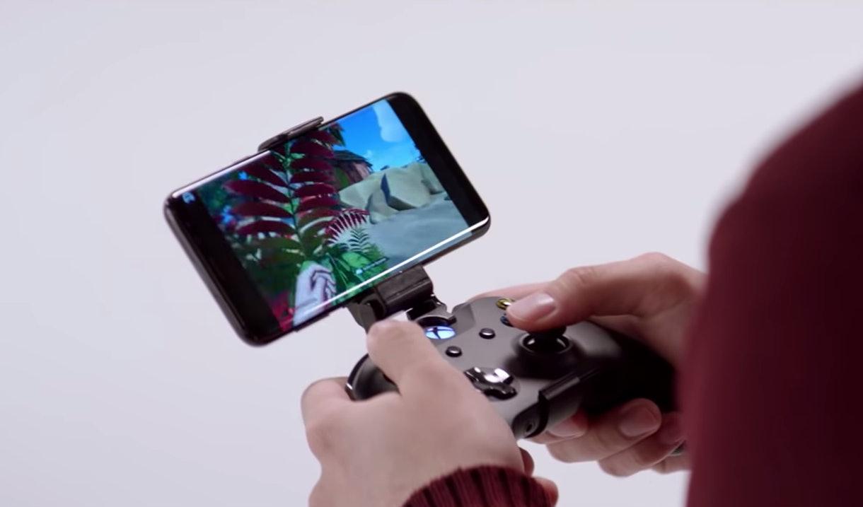 Microsoft xcloud gaming streaming