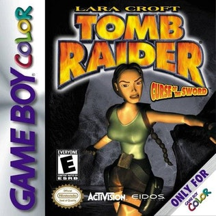 'Tomb Raider: Curse of the Sword'