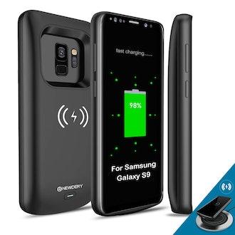 NEWDERY Battery Case