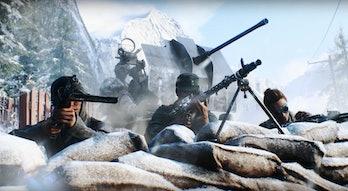 Battlefield V multiplayer