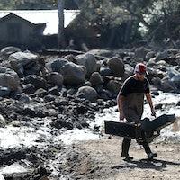 California Mudslides: 7 Maps, Pictures of the Montecito Destruction