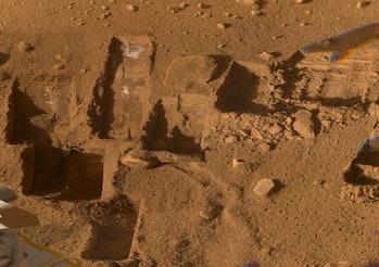 Mars Phoenix NASA