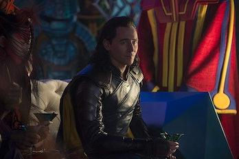 Loki in Sakaar in Thor: Ragnarok