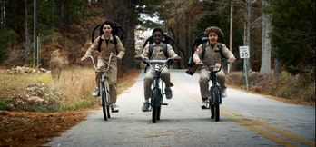 netflix stranger things super bowl spot season 2 3