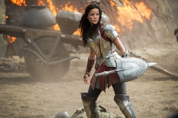 thor the dark world lady sif