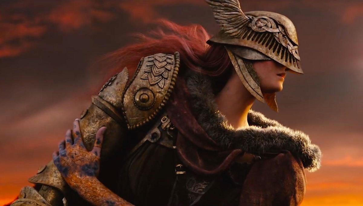 Elden Ring character
