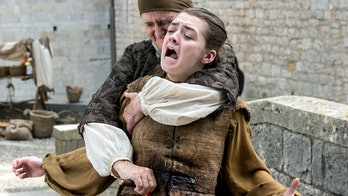 Maisie Williams as Arya Stark in 'Game of Thrones'