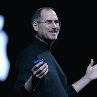 A Lot of People at Apple Dressed Like...Steve Jobs