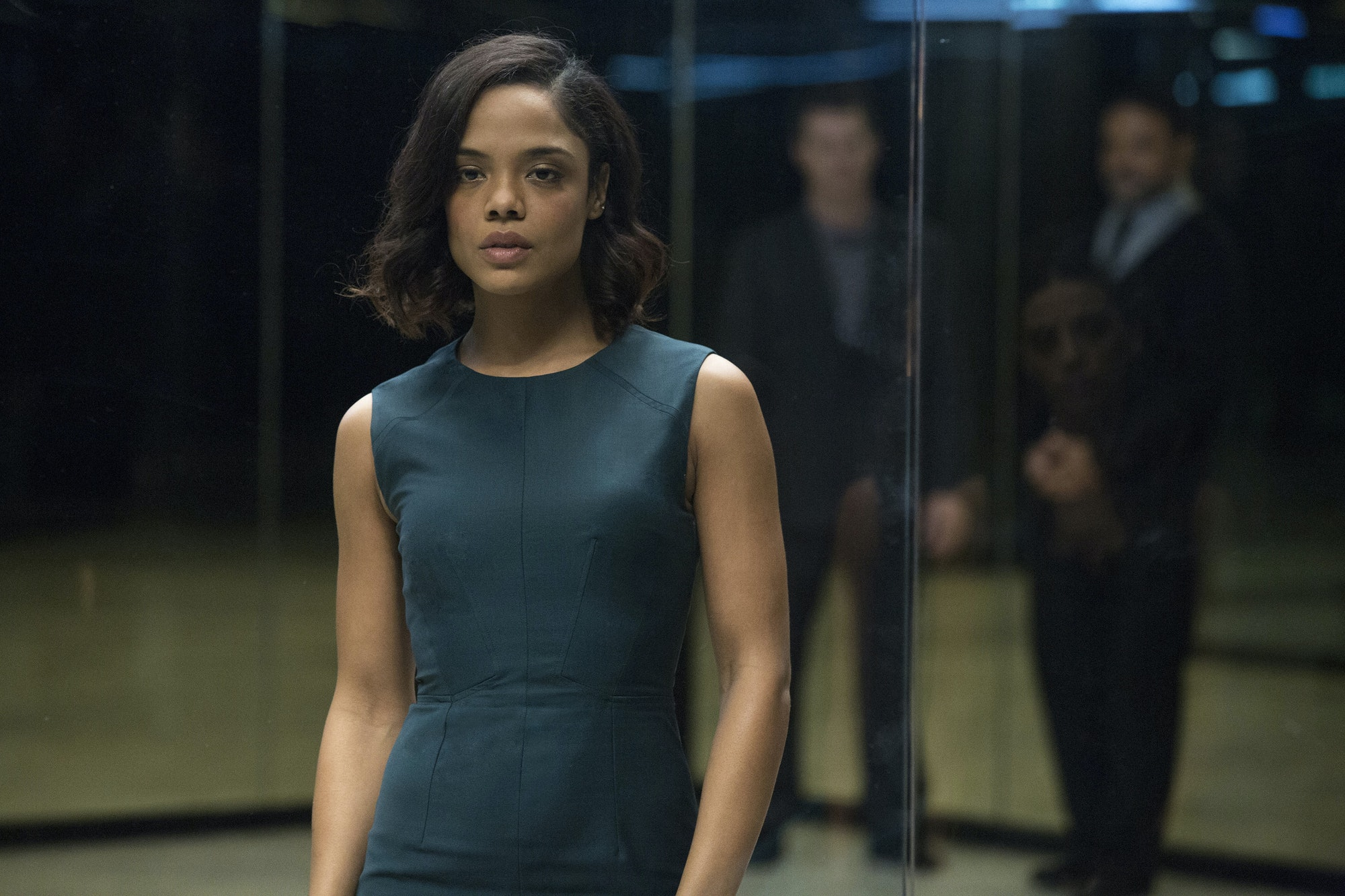 Tessa Thompson as Charlotte Hale in 'Westworld.'