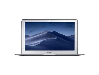 "Apple MacBook Air 11.6"" 128GB Silver (Refurbished)"
