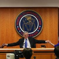 "Net Neutrality Activists Celebrate Ruling: ""Go Team Internet!"""