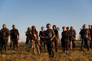 The Walking Dead Season 8 Finale