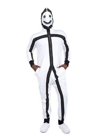 Men's Stick Figure Costume - Halloween Stick Man Costume Jumpsuit