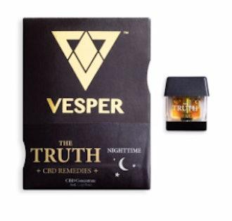 Snoozeberry Nighttime Full-Spectrum CBD Vesper One Pod