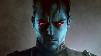 Thrawn as he appears on the cover of 'Thrawn: Alliances'.