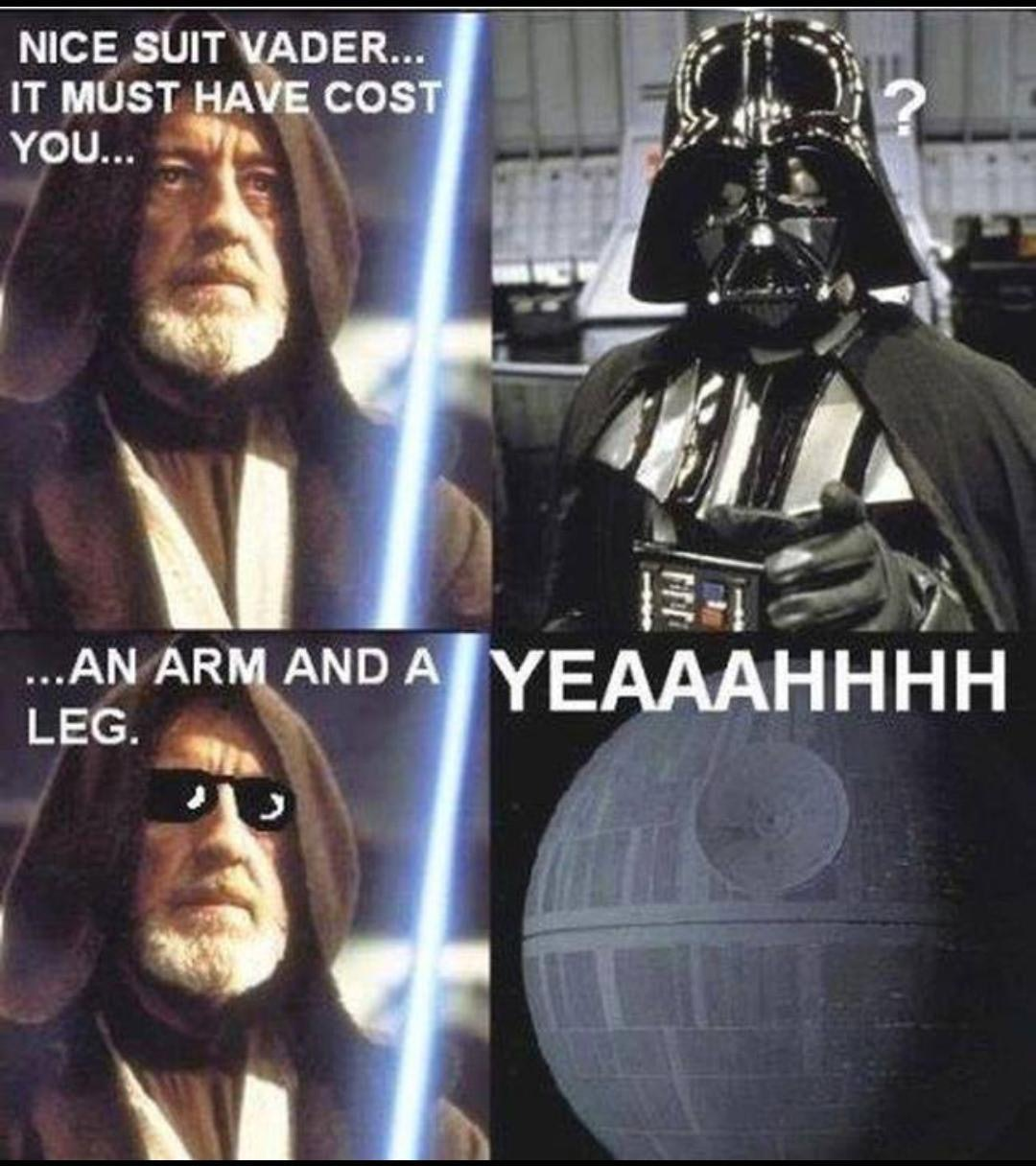 Here Are Some Of The Best Star Wars Memes