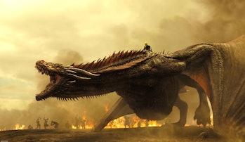 Daenerys Targaryen in 'The Spoils of War'
