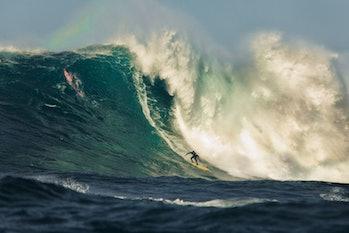 wave, surf