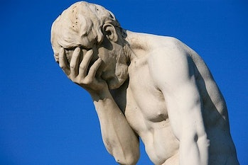 The Facepalm, the Newest Emoji, Dates Back Thousands of Years