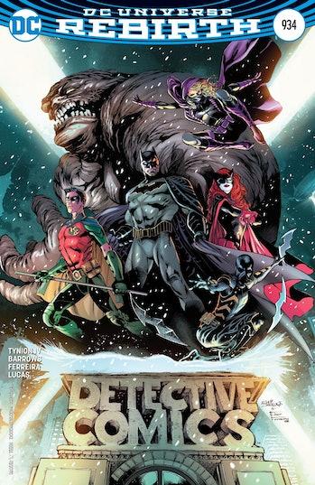 Batman James Tynion Detective Comics