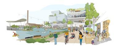 Toronto Google Quayside Smart City Sidewalk Labs