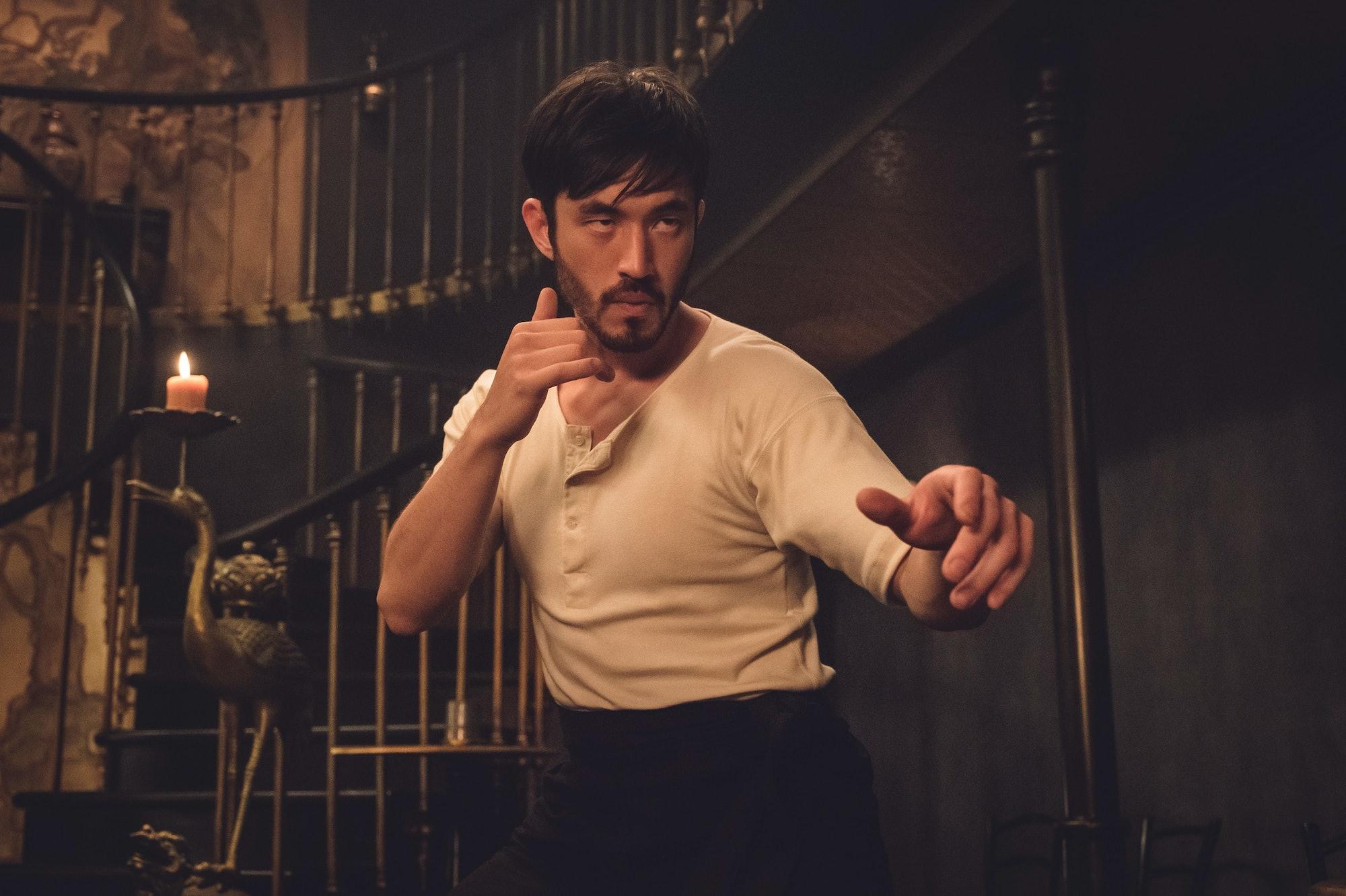 Bruce Lee Cinemax Warrior