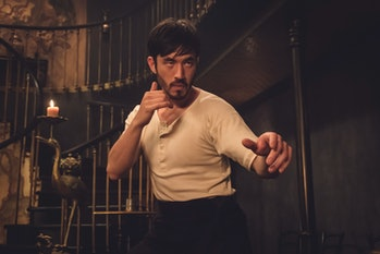 Bruce Lee Cinemax Warrior