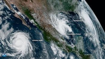 Three Storms Brewing as Hurricane Season Heats Up