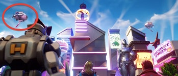 fortnite season 9 map changes